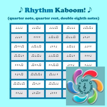 Rhythm Kaboom Game