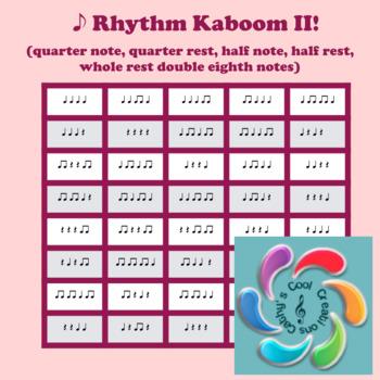 Rhythm Kaboom II Game