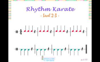 Rhythm Karate-Level II