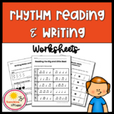 Rhythm Listening and Writing Bundle