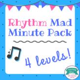 Rhythm Mad Minute Pack