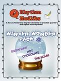 "Rhythm Madlib ""Winter Wonder Pack"""