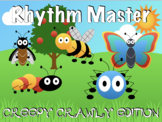 Rhythm Master Creepy Crawly Edition