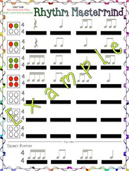 Rhythm Mastermind