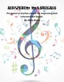 Rhythm Masters Counting Sheets