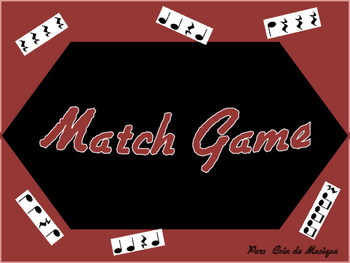 Rhythm Match Game