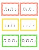 Rhythm Match Level One (Ta Titi Rest)