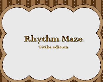 Rhythm Maze Tikati Edition