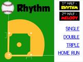 Rhythm & Melody BASEBALL Assessment Game