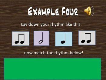 Rhythm Mixup Levels 1 and 2