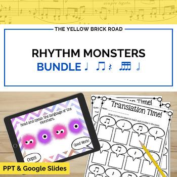 Rhythm Monsters Bundle