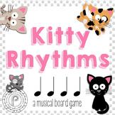 Rhythm Music Game: Kitty Rhythms