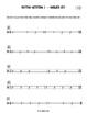 Rhythm Notation Program- 250 Exercises