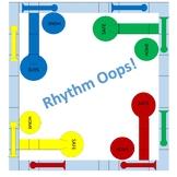 Rhythm Oops Center Game