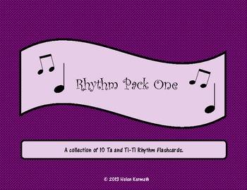 Rhythm Pack One