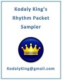 Rhythm Packet Sampler