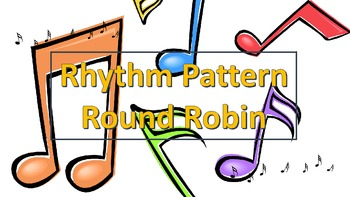 Rhythm Pattern Round Robin