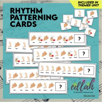 Rhythm Patterning Cards
