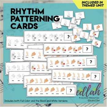 Rhythm Patterning Cards - BUNDLE