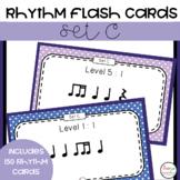 Printable Rhythm Cards - Set C