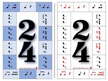 Rhythm Pick & Flip Music Game 1