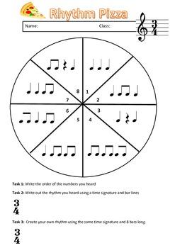 Rhythm Pizza