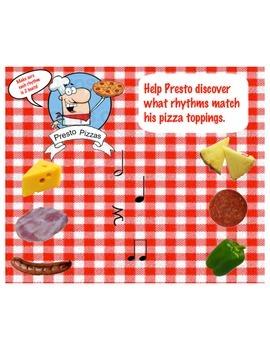 Rhythm Pizzas