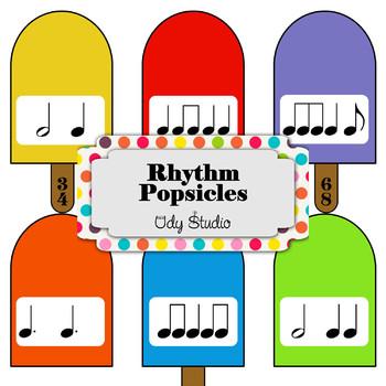 Rhythm Popsicles
