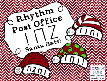 Rhythm Post Office Santa Hats Ta TiTi Rest
