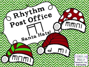 Rhythm Post Office Santa Hats Tika Ti