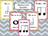 Rhythm Posters - Takadimi, Simple Meter