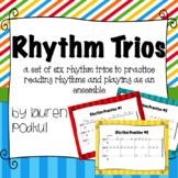 Rhythm Practice Trios