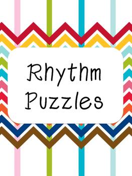 Rhythm Puzzles - Easy