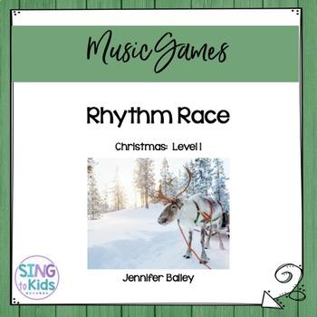 Rhythm Race: Christmas Level 1