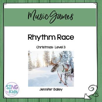 Rhythm Race: Christmas Level 3