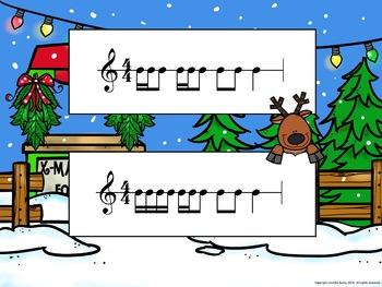 Rhythm Race: Christmas Level 4