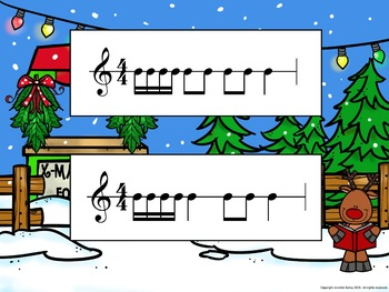 Rhythm Race: Christmas Levels 1-4 Bundle