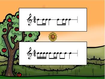 Rhythm Race: Fall Level 4