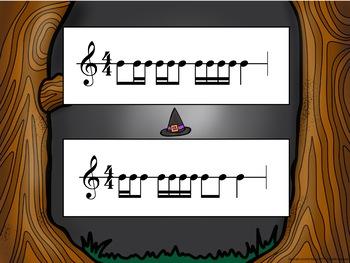 Rhythm Race: Halloween Levels 1-4 Bundle