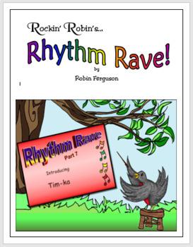 Rhythm Rave - Part 7 - Intro to Tim-ka! (Rhythm Introduction & Practice)
