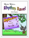 Rhythm Rave (Kodaly) - Part 01 - Intro to Ta and Za!  (Rhythm Intro & Practice)