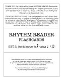 Rhythm Readers Set 2