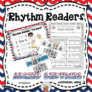 Rhythm Readers (Armed Services)
