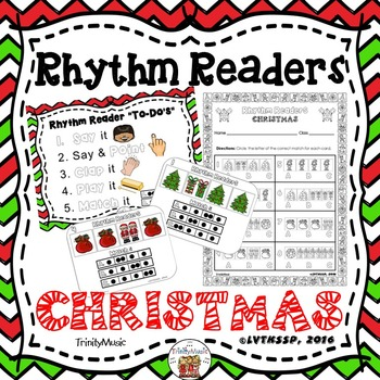 Rhythm Readers (Christmas)