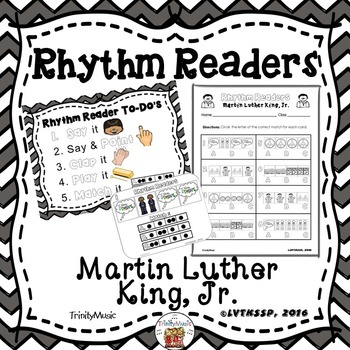 Rhythm Readers (Martin Luther King, Jr.)