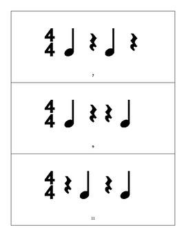 Rhythm Readers Set 1