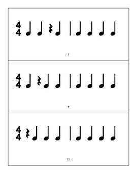Rhythm Readers Set 3