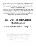 Rhythm Readers Set 5