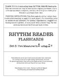 Rhythm Readers Set 8