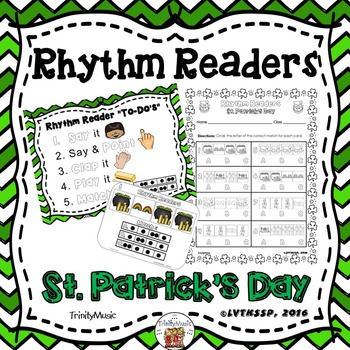 Rhythm Readers (St. Patrick's Day)